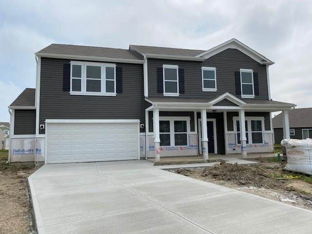 2051 Beacon Court, Columbus, IN 47201 (MLS #21725575) :: Richwine Elite Group