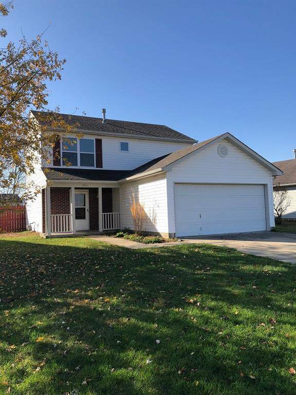 1763 Willowview Lane, Greenfield, IN 46140 (MLS #21735523) :: Anthony Robinson & AMR Real Estate Group LLC