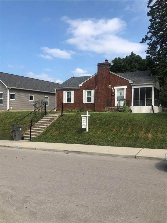 2519 S Delaware Street, Indianapolis, IN 46225 (MLS #21738016) :: Mike Price Realty Team - RE/MAX Centerstone