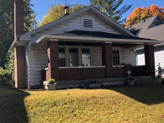 5209 E Walnut Street, Indianapolis, IN 46219 (MLS #21745203) :: Anthony Robinson & AMR Real Estate Group LLC