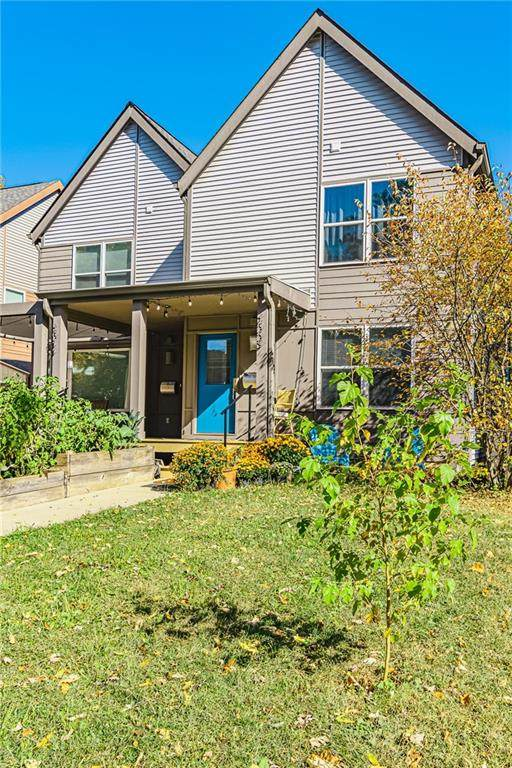 2009 Bellefontaine Street, Indianapolis, IN 46202 (MLS #21750587) :: AR/haus Group Realty