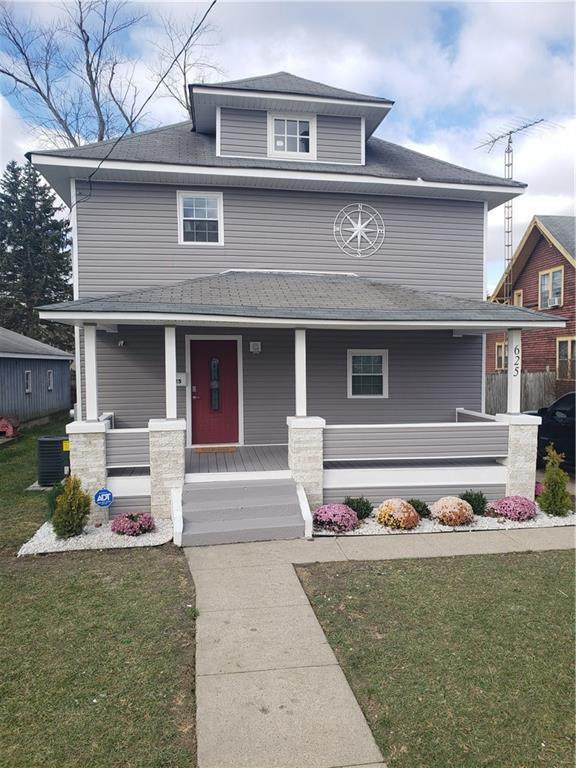 625 S 18th Street, New Castle, IN 47362 (MLS #21752305) :: Realty ONE Group Dream