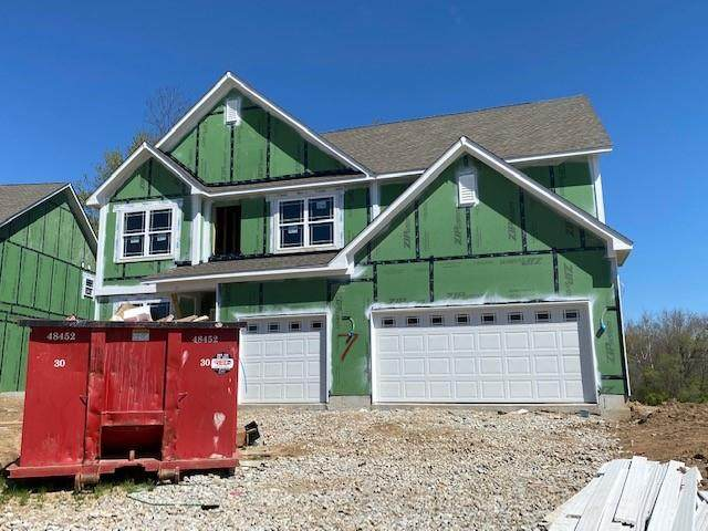 4946 Harris Place, Greenwood, IN 46142 (MLS #21763766) :: The Evelo Team