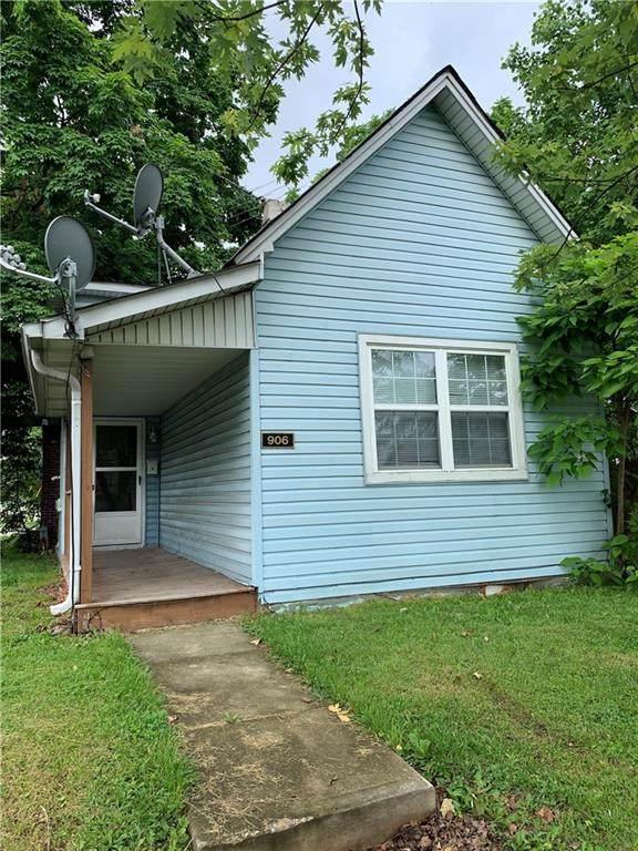 906 S Ohio Street, Sheridan, IN 46069 (MLS #21788132) :: Dean Wagner Realtors