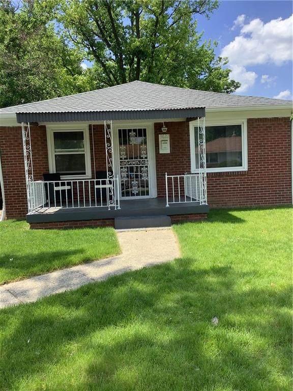 3622 N Dequincy Avenue, Indianapolis, IN 46218 (MLS #21788931) :: Keller & Corbett Real Estate