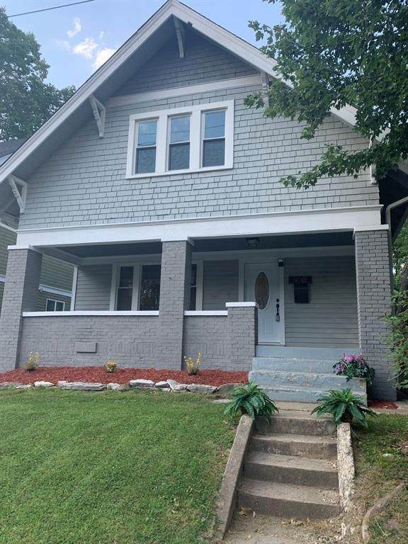 910 E 42ND Street, Indianapolis, IN 46205 (MLS #21797759) :: JM Realty Associates, Inc.