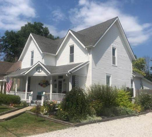 204 N 3rd Street, New Market, IN 47965 (MLS #21798704) :: Mike Price Realty Team - RE/MAX Centerstone