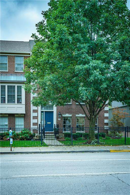 343 E New York Street, Indianapolis, IN 46202 (MLS #21817560) :: Ferris Property Group