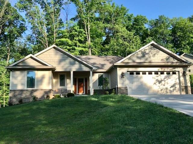 205 Pine Hills Drive, Nashville, IN 47448 (MLS #21600945) :: AR/haus Group Realty