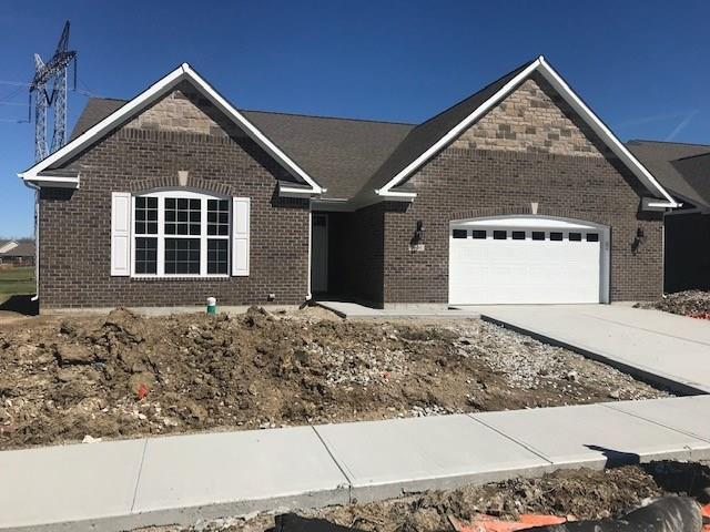 6400 Doyal Drive, Whitestown, IN 46075 (MLS #21613713) :: Mike Price Realty Team - RE/MAX Centerstone