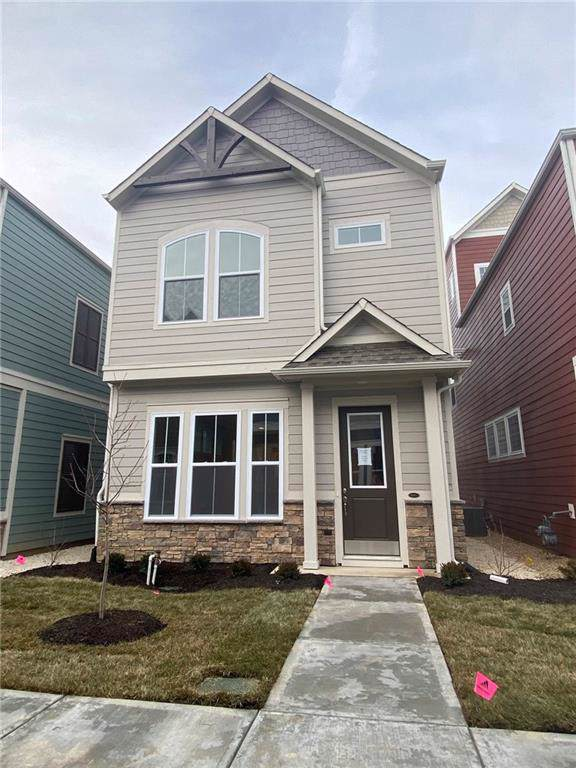 13284 E Lieder Way, Fishers, IN 46037 (MLS #21680744) :: The Indy Property Source