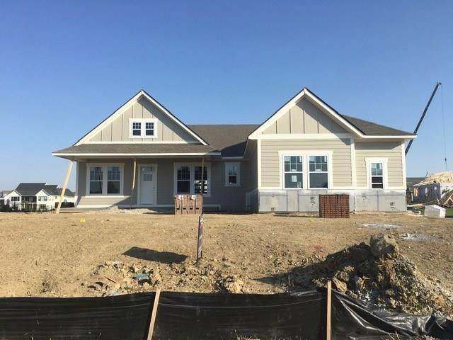 3900 Idlewind Drive, Westfield, IN 46074 (MLS #21731832) :: The ORR Home Selling Team