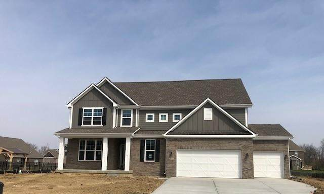 3552 Lynnhaven Circle, Bargersville, IN 46106 (MLS #21769508) :: The Indy Property Source