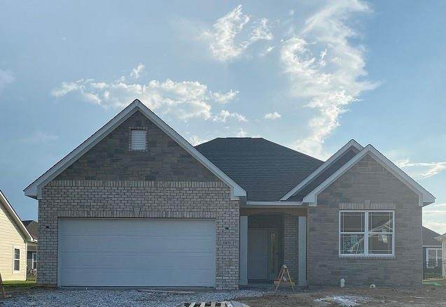 6855 Ben Riley Court, Plainfield, IN 46168 (MLS #21788721) :: The Indy Property Source