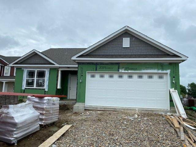 91 Highland Knoll Way, Bargersville, IN 46106 (MLS #21788844) :: The Indy Property Source