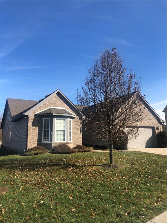 5185 Hessen Drive, Plainfield, IN 46168 (MLS #21610024) :: The Indy Property Source