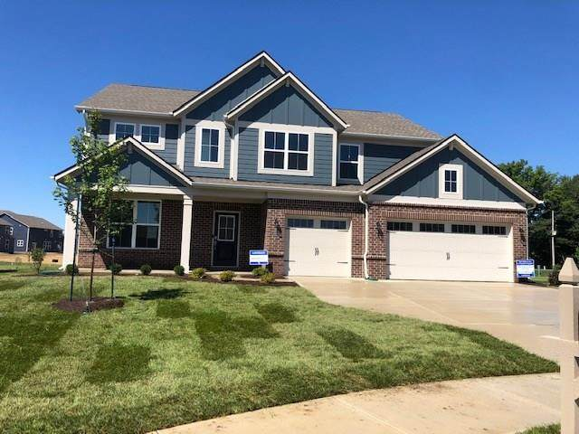 2956 Sage Court, Brownsburg, IN 46112 (MLS #21708629) :: Anthony Robinson & AMR Real Estate Group LLC