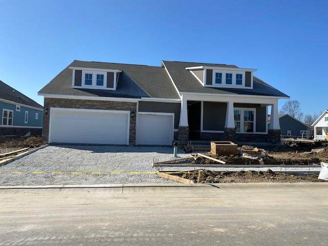 13659 Soundview Place, Carmel, IN 46032 (MLS #21760226) :: Richwine Elite Group