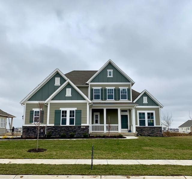 3767 Idlewind Drive, Westfield, IN 46074 (MLS #21604846) :: Mike Price Realty Team - RE/MAX Centerstone