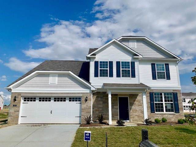 4093 Nigella Drive, Plainfield, IN 46168 (MLS #21641820) :: HergGroup Indianapolis