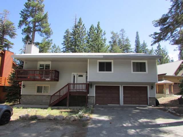 1490 Majestic Pines Dr, Mammoth Lakes, CA 93546 (MLS #2311116) :: Millman Team