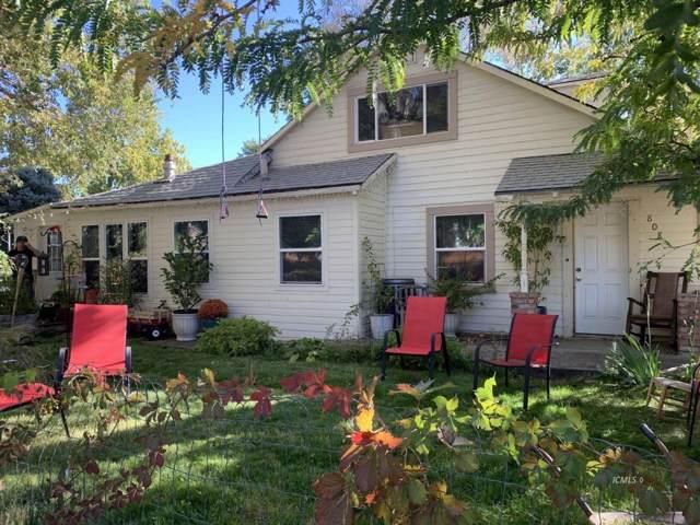808 Home Street, Bishop, CA 93514 (MLS #2311146) :: Millman Team