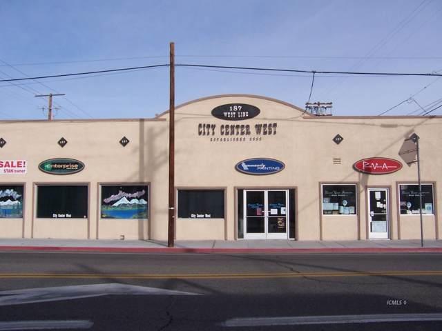 187 W Line St, Bishop, CA 93514 (MLS #2311220) :: Millman Team
