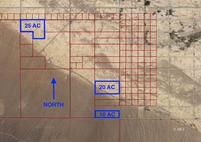Spring Valley Ranchos, Spring Valley Ranchos, CA 92389 (MLS #2311354) :: Millman Team