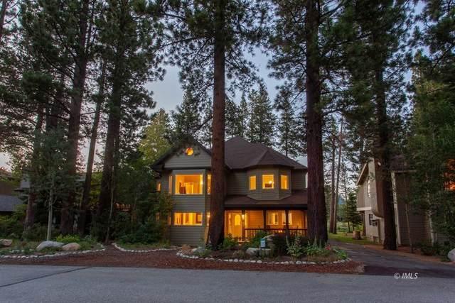 286 Ridge Way, Mammoth Lakes, CA 93546 (MLS #2311429) :: Millman Team