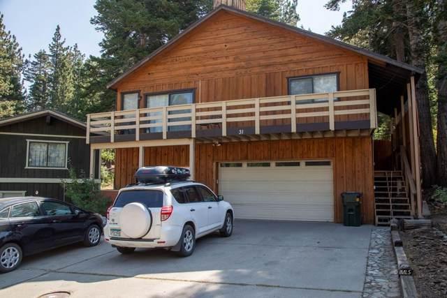 31 Evergreen, Mammoth Lakes, CA 93546 (MLS #2311475) :: Millman Team