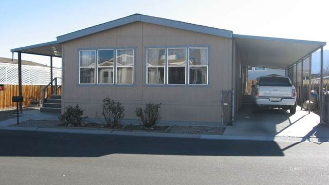 2250 Darby Ave., Bishop, CA 93514 (MLS #2311558) :: Millman Team