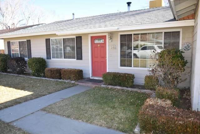 345 Grandview Rd, Bishop, CA 93514 (MLS #2311569) :: Millman Team