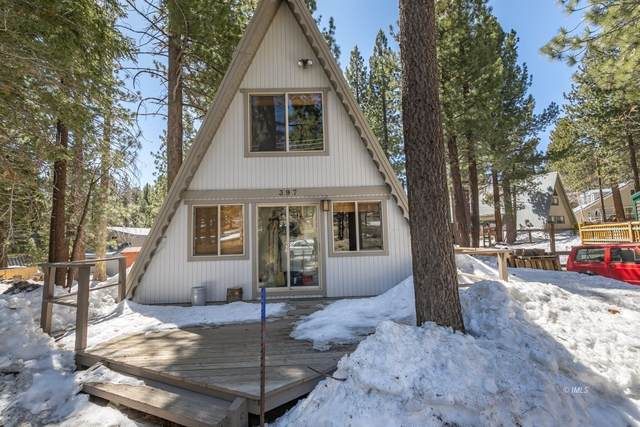 397 Forest Trail, Mammoth Lakes, CA 93546 (MLS #2311676) :: Millman Team