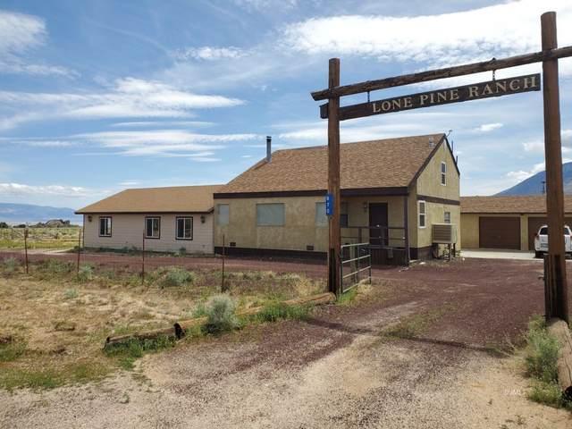 870 Indian Springs, Lone Pine, CA 93545 (MLS #2311458) :: Millman Team