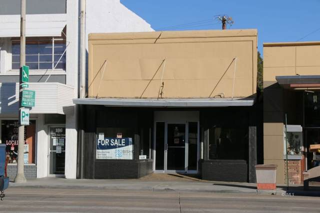 144 S. Main Street, Bishop, CA 93514 (MLS #2311568) :: Millman Team