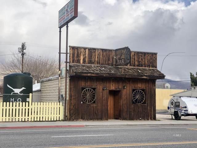 N Main, Lone Pine, CA 93545 (MLS #2311718) :: Millman Team