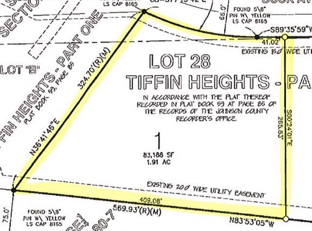 Lot 1 Tiffin Heights Part 5, Tiffin, IA 52340 (MLS #20194499) :: Lepic Elite Home Team