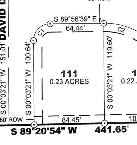 Lot 111 Prairie Acres Part 7, Solon, IA 52333 (MLS #20195128) :: The Johnson Team