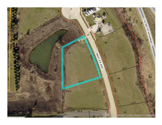 Lot 5 Naples Ave, Iowa City, IA 52240 (MLS #20195417) :: Lepic Elite Home Team