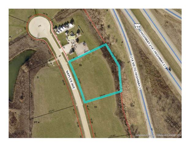 Lot 10 Naples Ave, Iowa City, IA 52240 (MLS #20195421) :: Lepic Elite Home Team