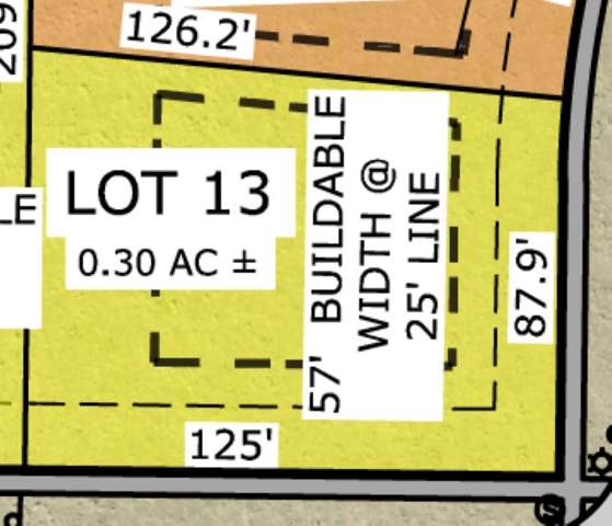 Lot 13 Greenbelt Trail Subdivsion, North Liberty, IA 52317 (MLS #20195705) :: Lepic Elite Home Team