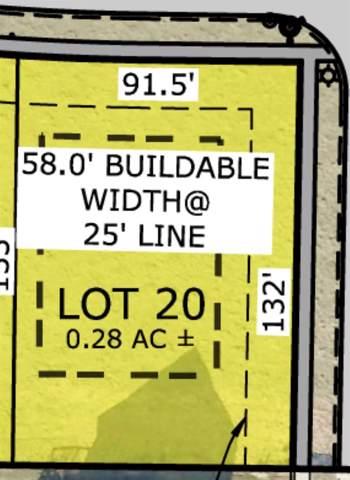Lot 20 Greenbelt Trail Subdivsion, North Liberty, IA 52317 (MLS #20195707) :: Lepic Elite Home Team