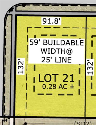 Lot 21 Greenbelt Trail Subdivsion, North Liberty, IA 52317 (MLS #20195708) :: Lepic Elite Home Team