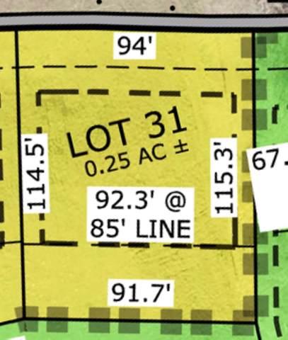 Lot 31 Greenbelt Trail Subdivsion, North Liberty, IA 52317 (MLS #20195718) :: Lepic Elite Home Team