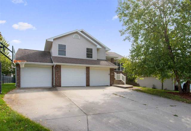 935 Forest Edge Dr, Coralville, IA 52241 (MLS #20195928) :: The Johnson Team