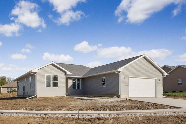 1413 Campbell Dr, Washington, IA 52353 (MLS #20196237) :: The Johnson Team