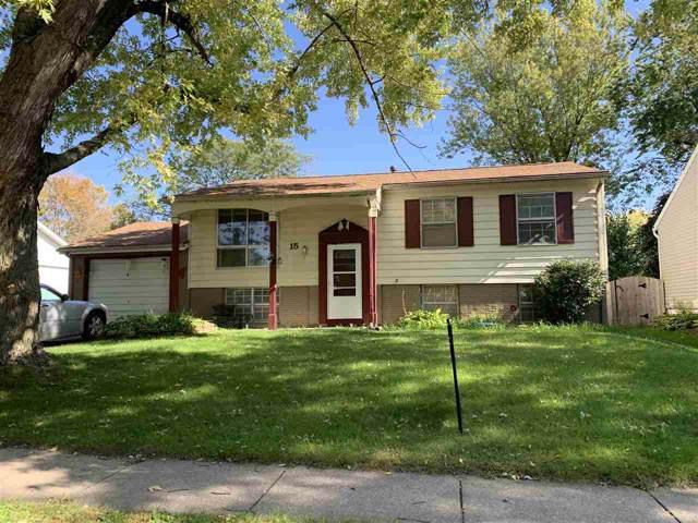 15 Regal Ln, Iowa City, IA 52240 (MLS #20196316) :: The Johnson Team
