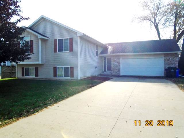 1145 34th St Ne, Cedar Rapids, IA 52402 (MLS #20196858) :: The Johnson Team