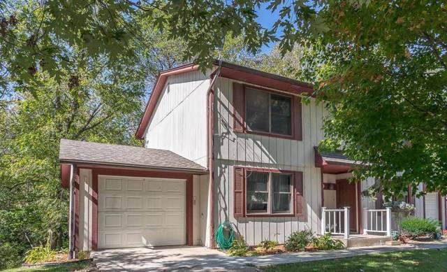 1459 Valley View Dr. B, Coralville, IA 52241 (MLS #20197161) :: The Johnson Team
