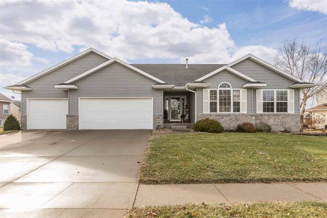 2080 Southbrook Dr, Ely, IA 52227 (MLS #20197249) :: The Johnson Team